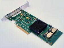 LSI MegaRAID 9201-8i IT Mode (=9211-8i)  FreeNAS, TrueNAS, unRAID, ZFS | SAS HBA