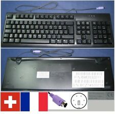 Clavier Qwertz Swiss-Français Packard Bell 5107A 6983530011 port PS/2