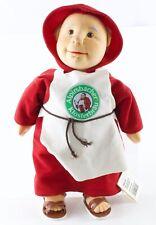 "Alpirsbacher Klosterbrau Monk Limited Edition Doll 14""Steiff 996245 Limited Ed"