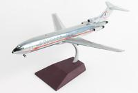 Gemini Jets G2AAL115 American Airlines Boeing 727-200 N6801 Diecast 1/200 Model