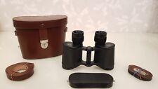 - Fernglas Bj1958 Carl Zeiss Jena 6x30 SILVAMAR Strichplatte Binocular NEUWERTIG