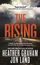 """""""The RISING"""" : A Novel by Heather Graham and Jon Land (2017, Paperback) LIKE NEW"""
