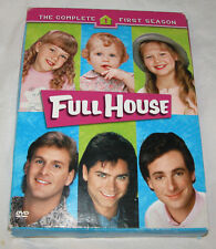 Full House - The Complete First Season DVD, 2005, 4-Disc Set