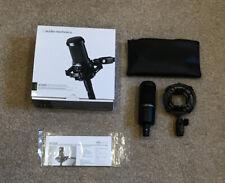 Audio-Technica AT2035 Cardioid Condenser Microphone - Original box