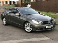 Mercedes E350 E Class CDI BlueEFFICIENCY 2dr 7sp Automatic