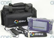 JDSU MTS-4000 E4126LA SM OTDR 1310/1550nm, 35/33dB FC/UPC Smart OTDR Cabletester