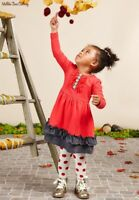 Matilda Jane Once Upon A Time Little Red Riding Dress Girls Size 8 New Red