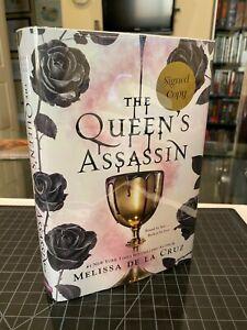 Melissa de la Cruz's The Queen's Assassin 1st/1st Signed.