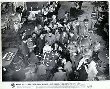 A BIG HAND FOR THE LITTLE LADY 8x10 -- VINTAGE 1966 STUDIO STILL -- POKER SCENE