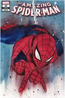 The Amazing Spider-Man #46 🍑 Peach 🍑 Momoko TRADE Dress Variant PRESALE | NM