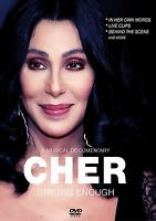 CHER - STRONG ENOUGH  DVD NEUF