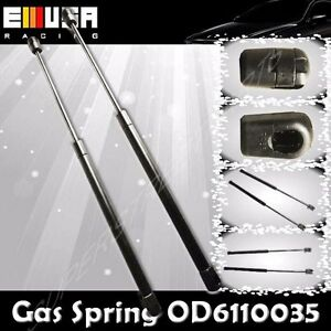 2PCS FRONT Hood Lift Supports Shocks Gas Spring for 02-05 Jeep Liberty
