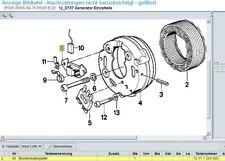 Bürstenhalterplatte Lichtmaschine BMW /5 /6 /7 R50 R60 R75 R45 R65 R80 R90S R100