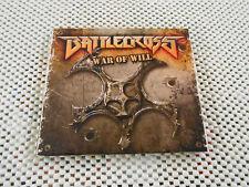 War of Will [Digipak] by Battlecross (CD, Jul-2013, Metal Blade)
