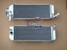 Right + left radiator honda xr650 r 2000-2007 2002 2003 2004 2005 2006