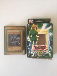 Yu-GI-Oh! - SDJ Joey Starter Deck Complete with Box - Near Mint/Mint - N/A 2003