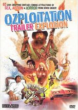 Ozploitation Trailer Explosion DVD Intervision Australian B movie exploitation