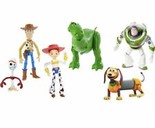 Toy Story 4 ***RV FRIENDS*** Woody Rex Buzz Jessie Forky Slinky