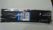25 Cabac Cable Ties CT500BK-UHD 480mm x 12.6mm Ultra Heavy Duty