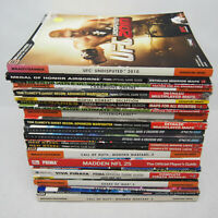 lot of 23 strategy video game guides prima brady ghost recon medal of honor