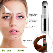 U-Kiss Thermal Ionic Facial Massage Booster Face Eye Massager Beauty Tool WY