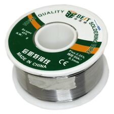 Best Professional Electrical Soldering Tin Wire DIA 0.5mm 100g Sn 45% 2.25 Flux