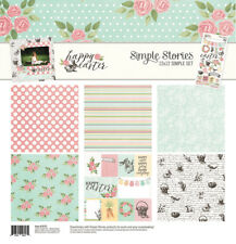 Simple Stories Happy Easter Collection 12 x 12 Collection Kit 10157