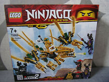 Lego Ninja le Dragon D'or Jeu de construction
