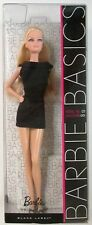 Barbie Basics Black Dress Model No. 01 Collection 001 (Black Label) (NEW)