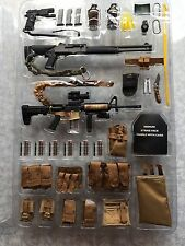 HOT TOYS 1/6 USMC II MEF SPECIAL OPERATION TRAINING GROUP B set