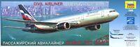 BOEING 767-300 LONG RANGE AIRLINER (AEROFLOT & BOEING MARKINGS) 1/144 ZVEZDA