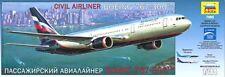 Boeing 767-300 Long Range avion de ligne (Aeroflot & Boeing marquage) 1/144 ZVEZDA