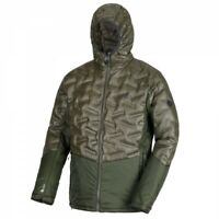 Regatta Mens Kartona Insulated Padded Quilted Golf Walking Hiking Jacket RRP £90