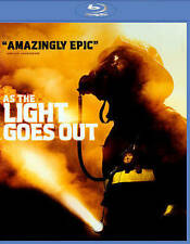 As the Light Goes Out (Blu-ray Disc, 2014)