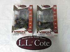 2pk Wildgame Innovations Vision 12MP trail camera w/Batteries & 8GB SD Lightsout