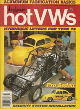 DUNE BUGGIES & HOT VW'S 1989 FEB - TYPE 1 HYDRAULIC LIFTERS, HOOD SEAL INSTALL