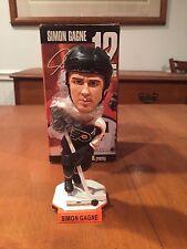 NHL Simon Gagne Philadelphia Flyers SGA Bobblehead NIB Pro Sport Image