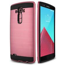 Shockproof Hybrid Rugged Rubber Slim Brushed Hard Cover For LG V20 Phone Case