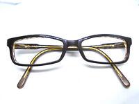 Burberry Women Eyeglass Frames B2004 3023 Brown 52-16-133 Rx Designer Italy Flex