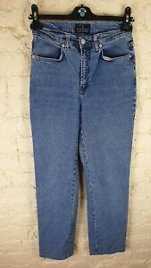vintage TRUSSARDI Ladies Jeans Size: W 25 L 30 VERY GOOD Condition