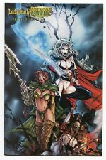 Chaos! Lady Death Medieval Witchblade Preview Premium Variant Romano Molenaar