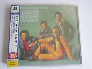 GLADYS KNIGHT & THE PIPS - NEITHER ONE OF US 1973/2013 JAPAN CD UICY-75802