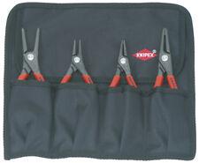 Knipex 1957 4 Piece Circlip Pliers Set