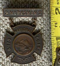 Ohio National Guard Marksman Badge
