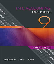 TAFE Accounting: Basic Reports 9th Edition