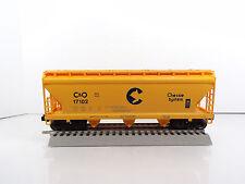 Lionel Standard O Scale Chessie System ACF Three Bay Hopper Item 6-17102 NEW