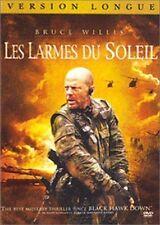 DVD *** LES LARMES DU SOLEIL *** Bruce Willis,