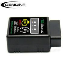 Bluetooth OBD2 OBDII Car Diagnostic Code Reader Scanner Engine Check Android sys