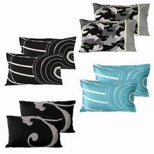 Pictorial Cotton Blend Pillow Cases