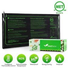 MET certified 2 Pack Seedling Heat Mat Seedfactor Waterproof Durable Germinat...